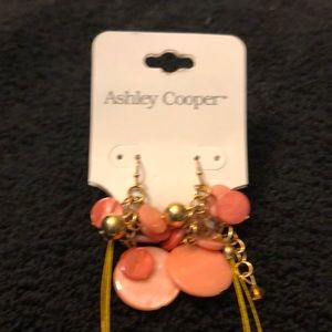 Ashley Cooper Jewelry - Ashley Cooper 3 Row Necklace & Earring Set